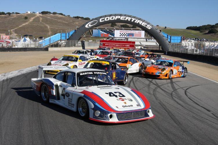 Race Car Classic Racing Porsche Germany Martini Vehicle 2667x1779 wallpaper