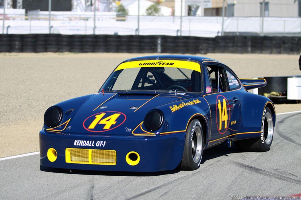 Race Car Classic Racing Porsche Germany Vehicle Blue 2667x1779 wallpaper