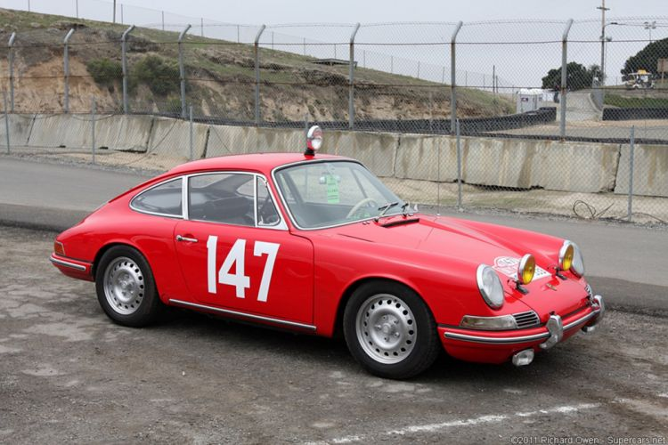Race Car Classic Vehicle Racing Porsche Red Germany 2667x1779 wallpaper