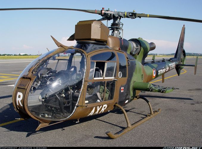 Helicopter Aircraft Vehicle Military Army France wallpaper