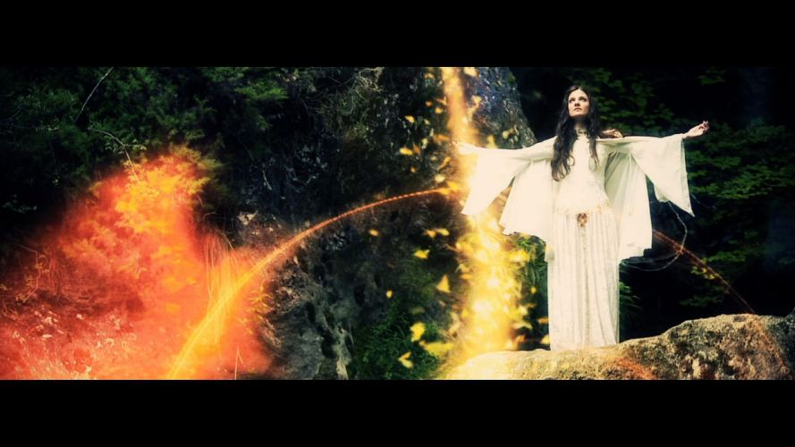 DIABULUS IN MUSICA symphonic metal heavy gothic rock babe (7) wallpaper
