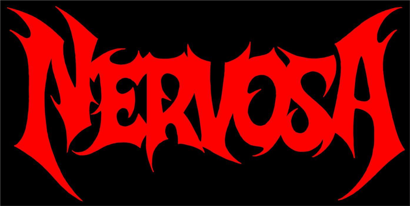 NERVOSA thrash metal heavy girl tattoo rock brazil poster ...