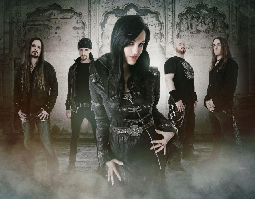XANDRIA symphonic metal heavy gothic rock (21) wallpaper