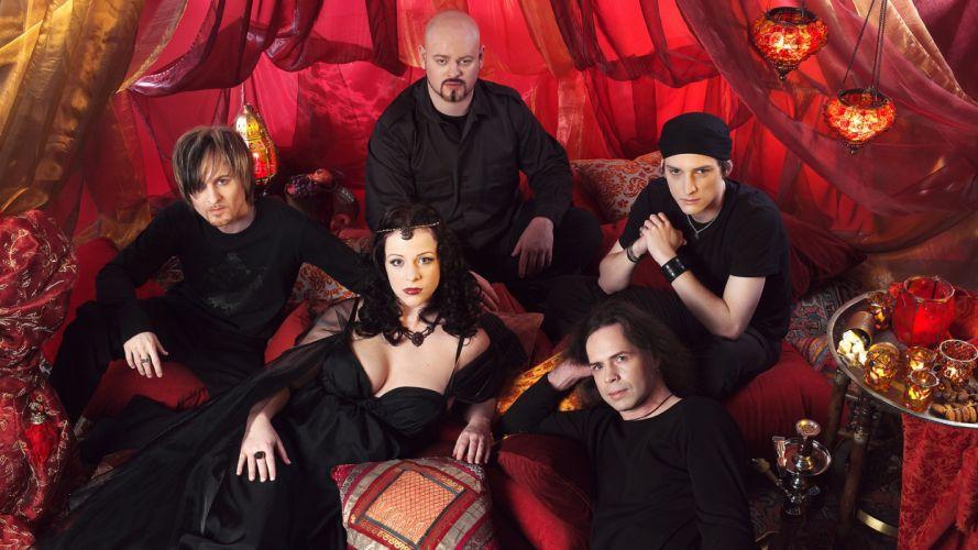 XANDRIA symphonic metal heavy gothic rock (24) wallpaper