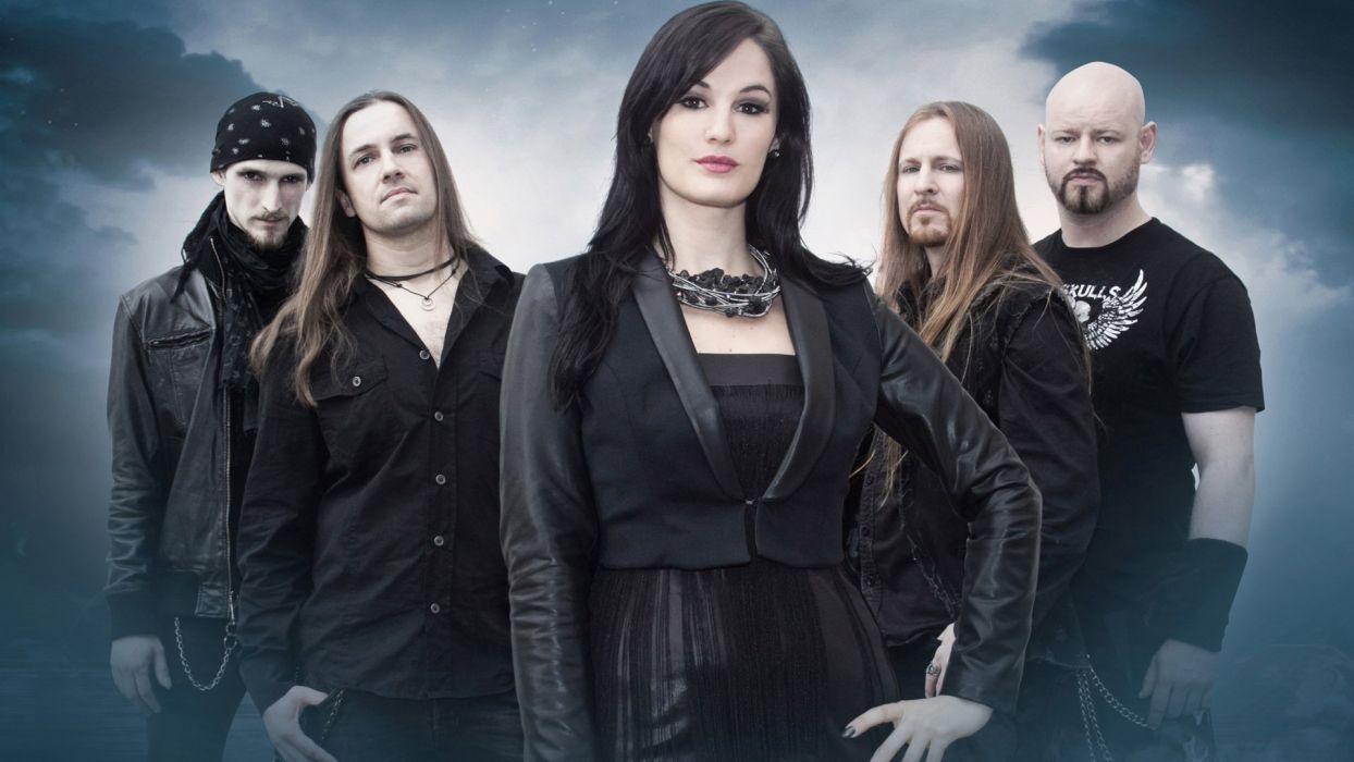 XANDRIA symphonic metal heavy gothic rock (30) wallpaper
