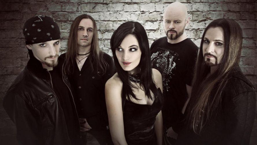 XANDRIA symphonic metal heavy gothic rock (33) wallpaper