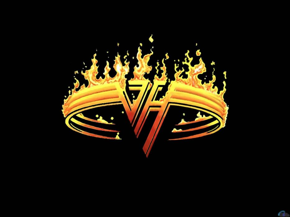 VAN HALEN hard rock heavy metal classic poster wallpaper