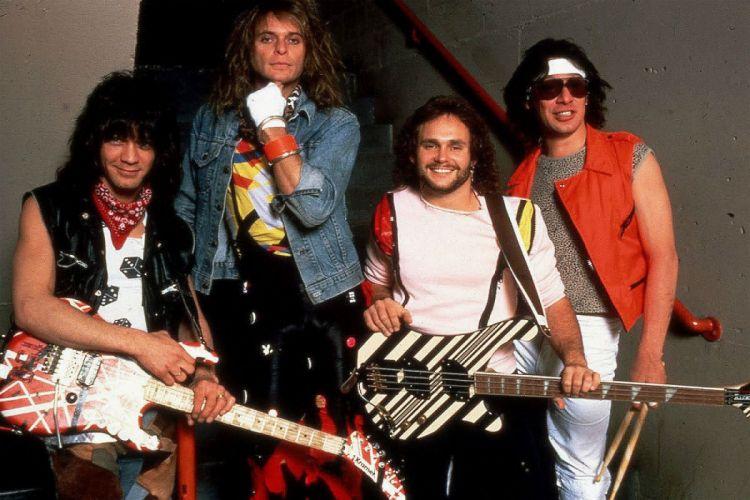 VAN HALEN hard rock heavy metal classic guitar wallpaper