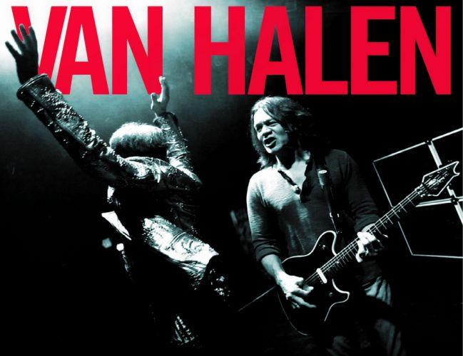 VAN HALEN hard rock heavy metal classic poster concert wallpaper