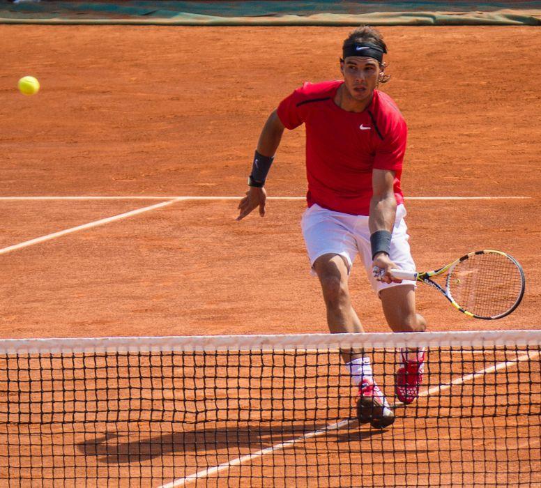 RAFAEL NADAL tennis hunk spain (9) wallpaper