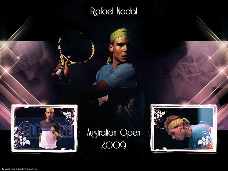 RAFAEL NADAL tennis hunk spain (40) wallpaper