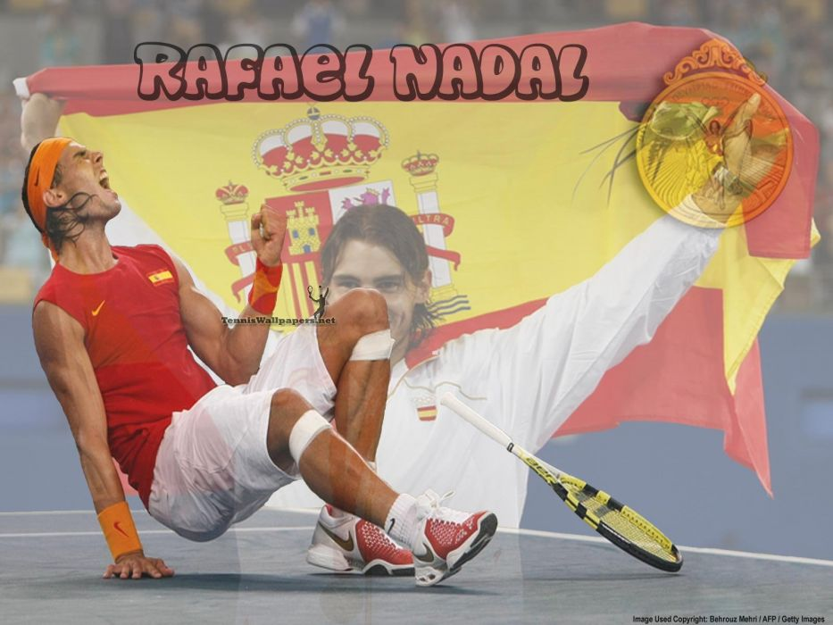 RAFAEL NADAL tennis hunk spain (53) wallpaper