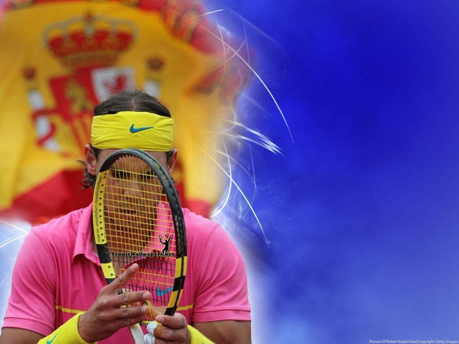 RAFAEL NADAL tennis hunk spain (58) wallpaper