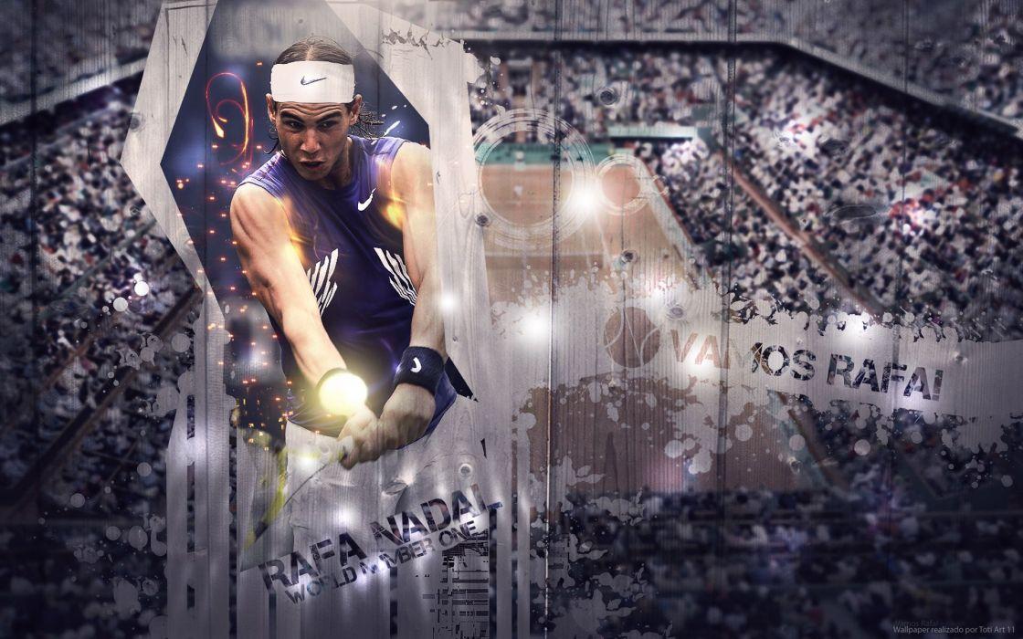 RAFAEL NADAL tennis hunk spain (69) wallpaper