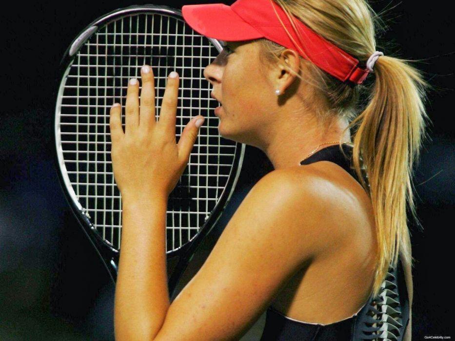 MARIA SHARAPOVA tennis model babe actress russian (2) wallpaper