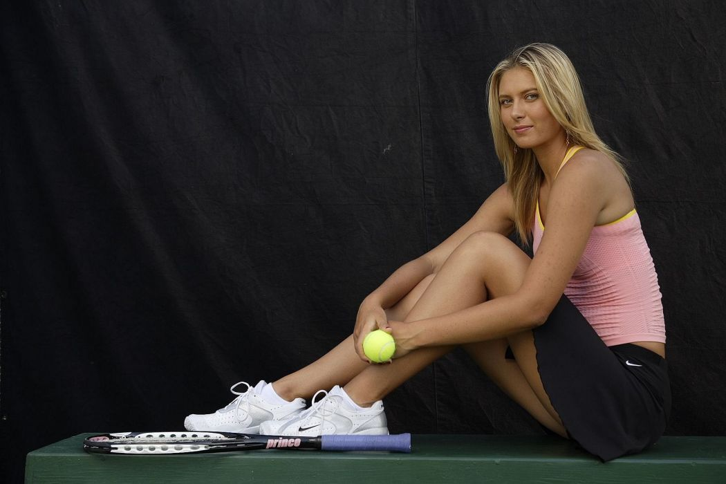 MARIA SHARAPOVA tennis model babe actress russian (14) wallpaper