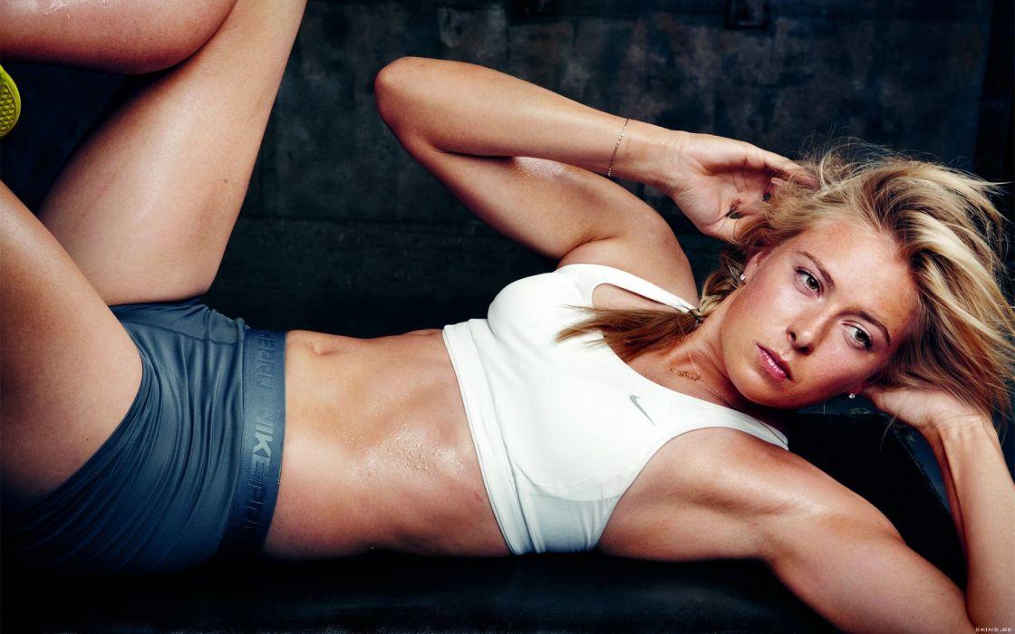 MARIA SHARAPOVA tennis model babe actress russian (28) wallpaper