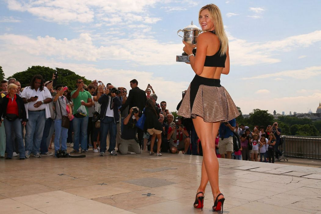 MARIA SHARAPOVA tennis model babe actress russian (47) wallpaper