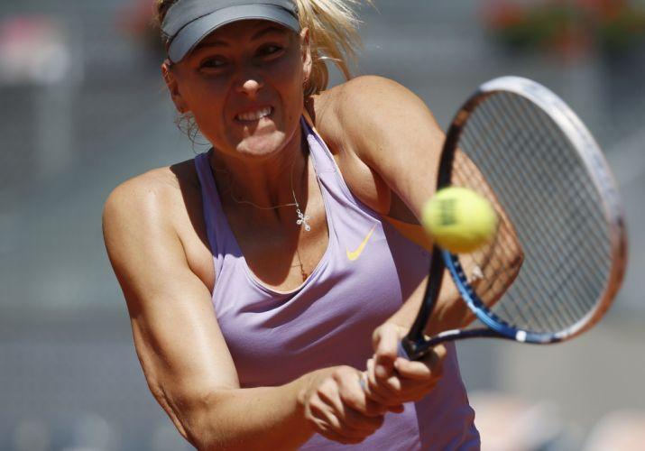 MARIA SHARAPOVA tennis model babe russian (4) wallpaper