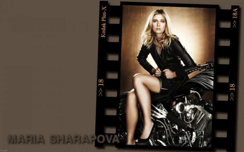 MARIA SHARAPOVA tennis model babe russian (28) wallpaper