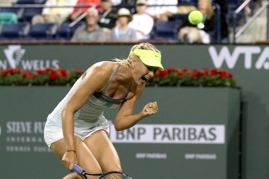 MARIA SHARAPOVA tennis model babe russian (37) wallpaper