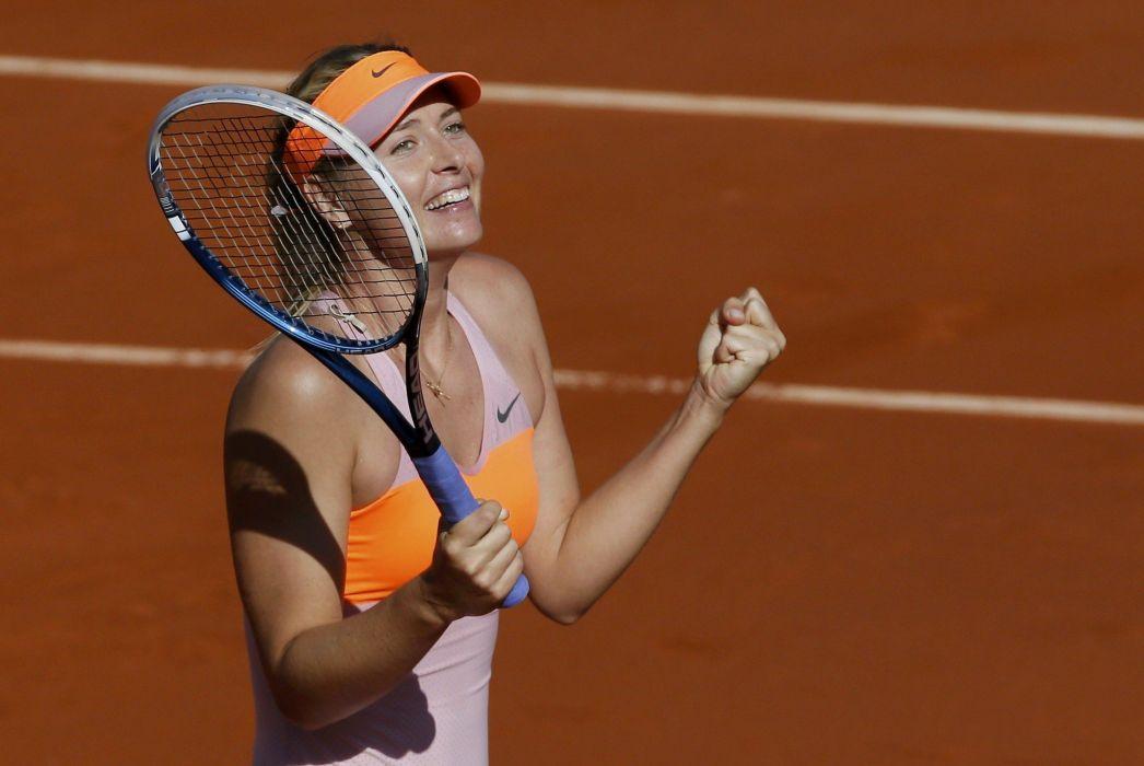MARIA SHARAPOVA tennis model babe russian (49) wallpaper