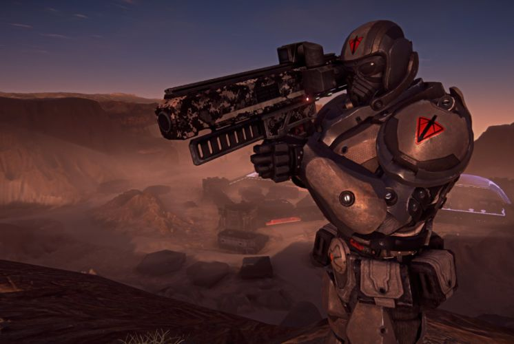 PLANETSIDE 2 sci-fi shooter futuristic (4) wallpaper