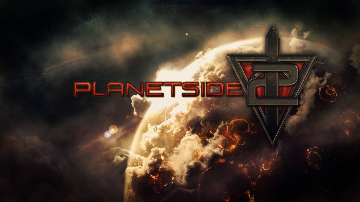 PLANETSIDE 2 sci-fi shooter futuristic (16) wallpaper