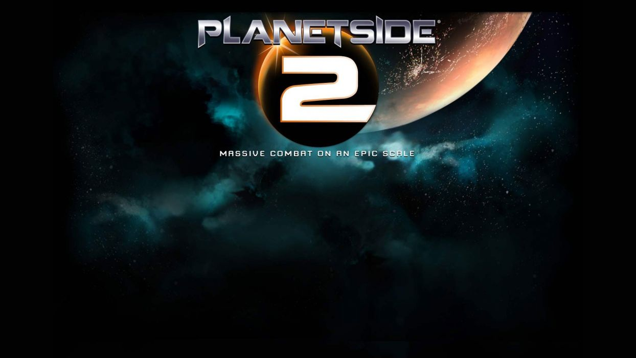 PLANETSIDE 2 sci-fi shooter futuristic (18) wallpaper