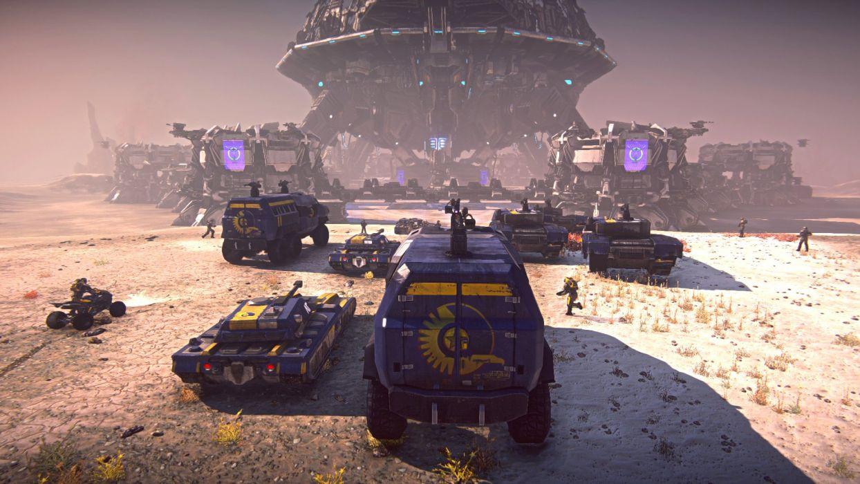 PLANETSIDE 2 sci-fi shooter futuristic (43) wallpaper