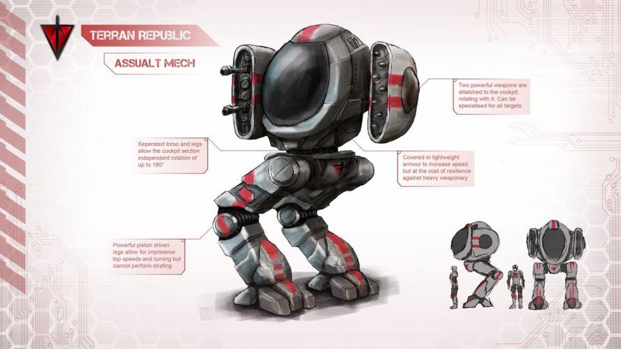 PLANETSIDE 2 sci-fi shooter futuristic (59) wallpaper