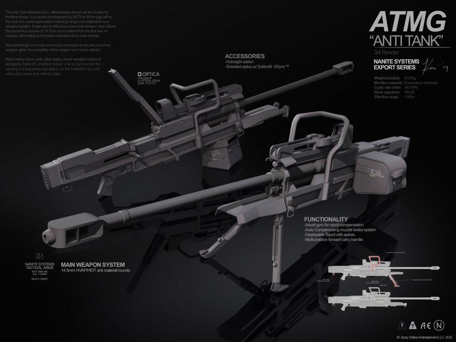 PLANETSIDE 2 sci-fi shooter futuristic (27) wallpaper