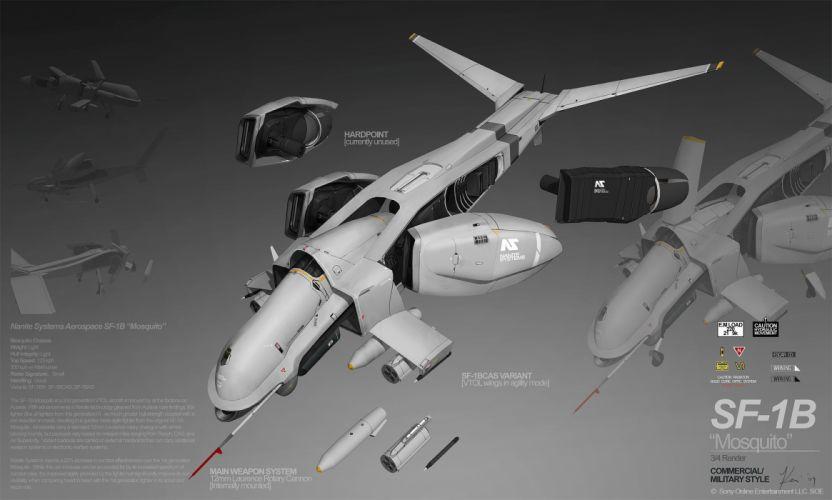 PLANETSIDE 2 sci-fi shooter futuristic (32) wallpaper