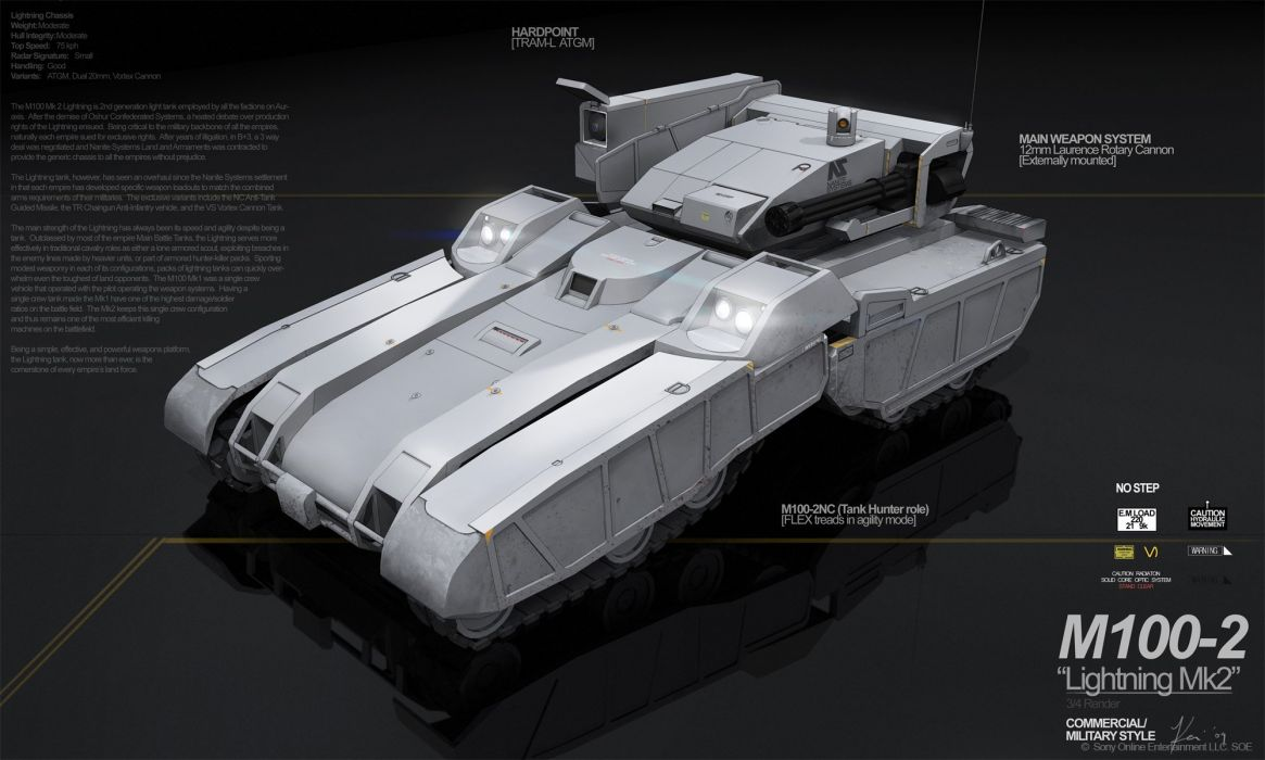PLANETSIDE 2 sci-fi shooter futuristic (29) wallpaper