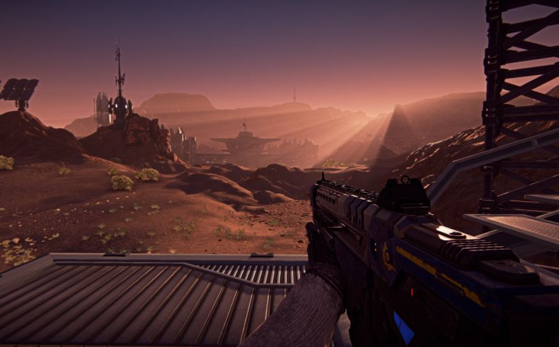 PLANETSIDE 2 sci-fi shooter futuristic (61) wallpaper