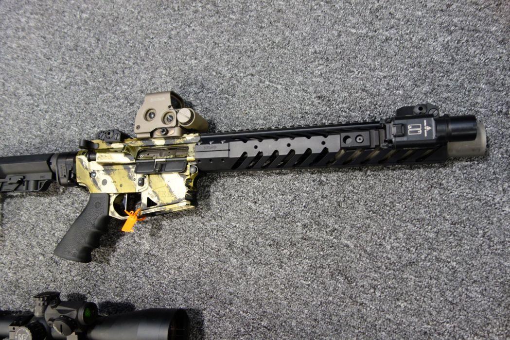 NEMO ARMS OMEN Tango-6 300 Blackout assault rifle weapon gun military police (6) wallpaper