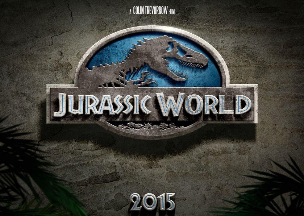 JURASSIC WORLD adventure sci-fi dinosaur fantasy film 2015 park (6) wallpaper