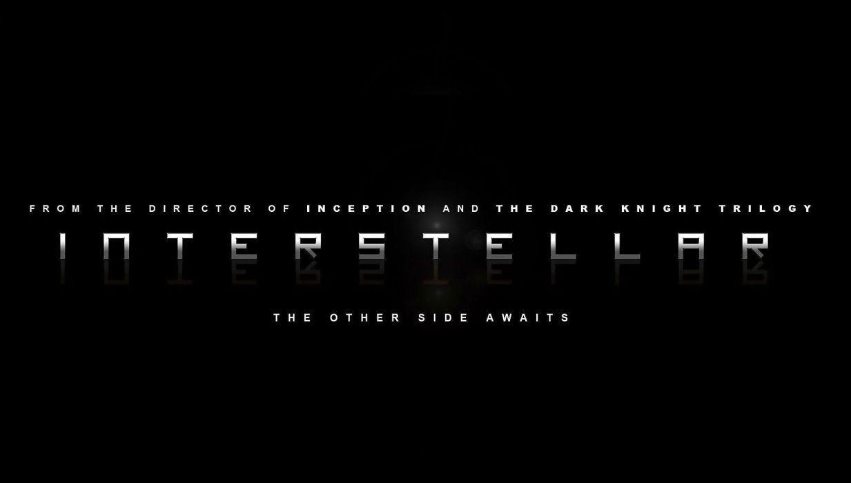 INTERSTELLAR adventure mystery sci-fi futuristic film poster wallpaper