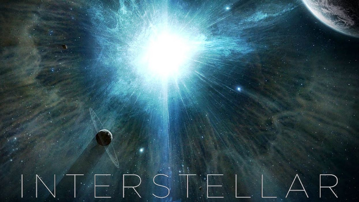 INTERSTELLAR adventure mystery sci-fi futuristic film space planet stars wallpaper