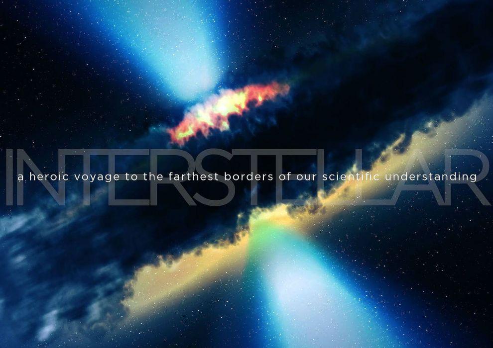 INTERSTELLAR adventure mystery sci-fi futuristic film space poster stars wallpaper