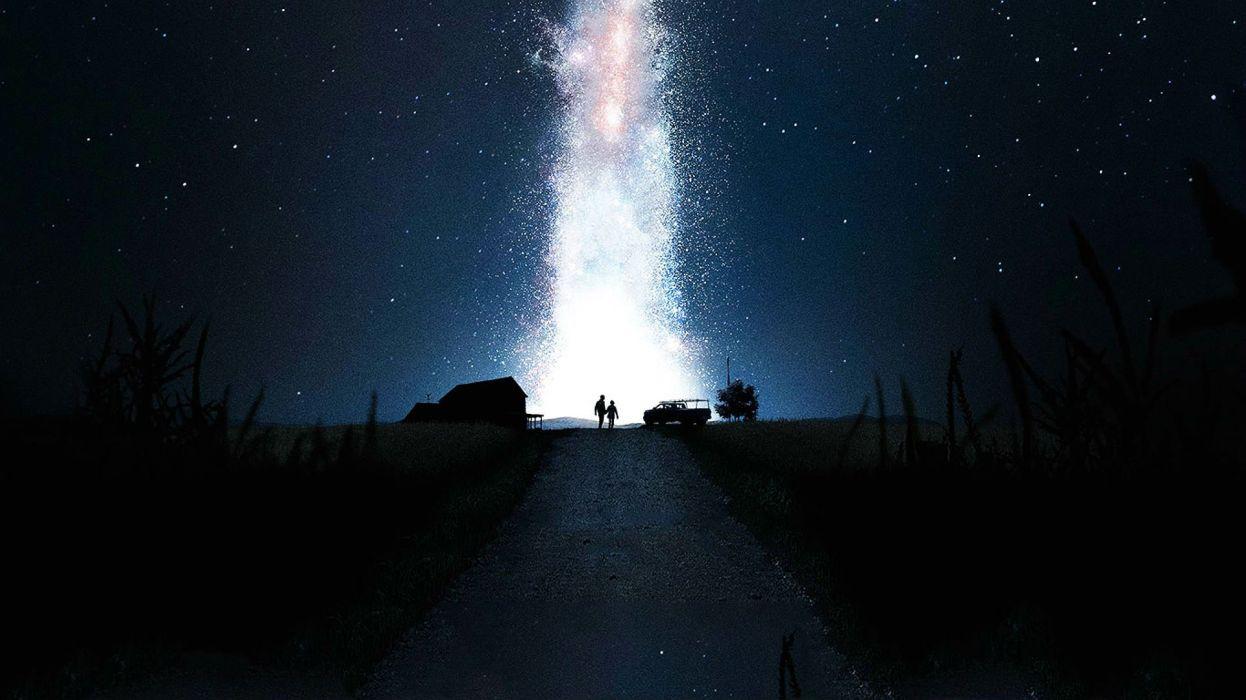 INTERSTELLAR adventure mystery sci-fi futuristic film sky stars space wallpaper