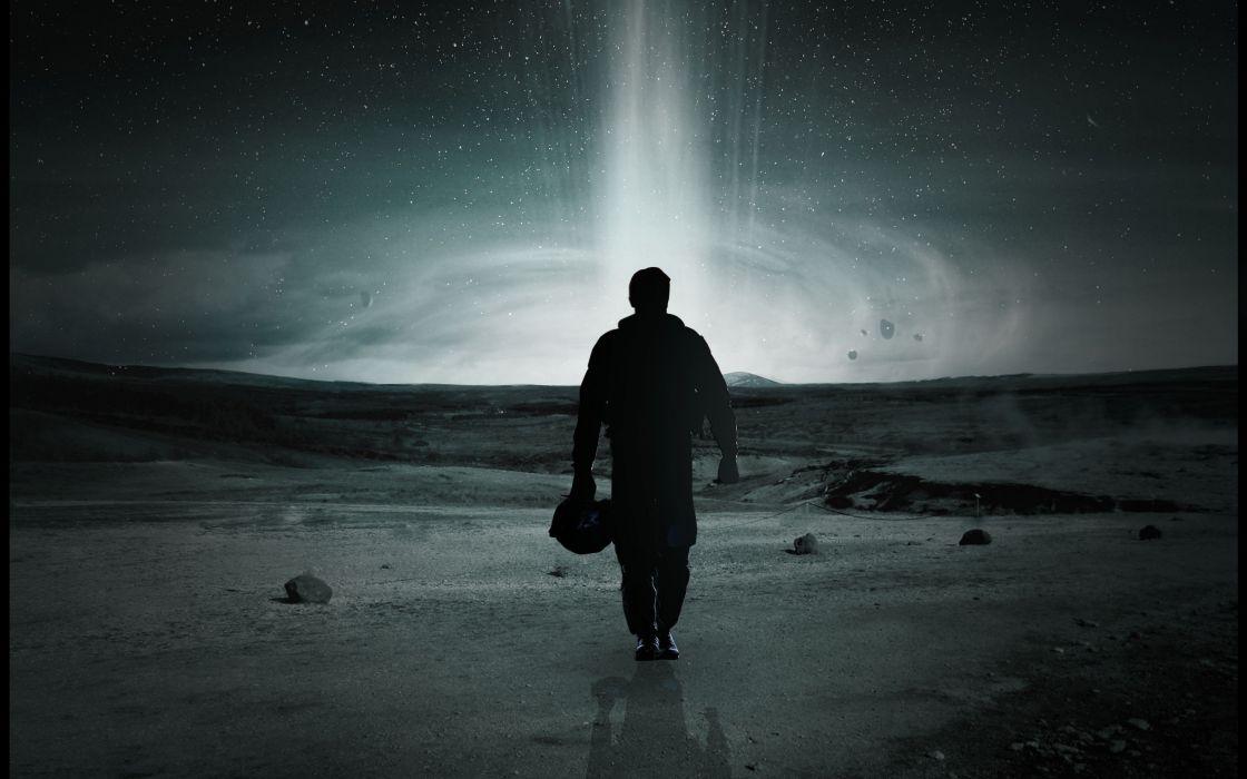 INTERSTELLAR adventure mystery sci-fi futuristic film space astronaut wallpaper