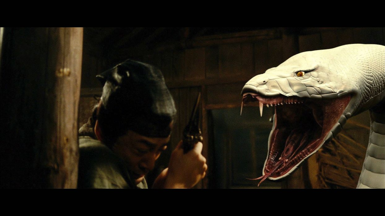 Sorcerer-and-the-White-Snake action fantasy martial sorcerer white snake (6) wallpaper
