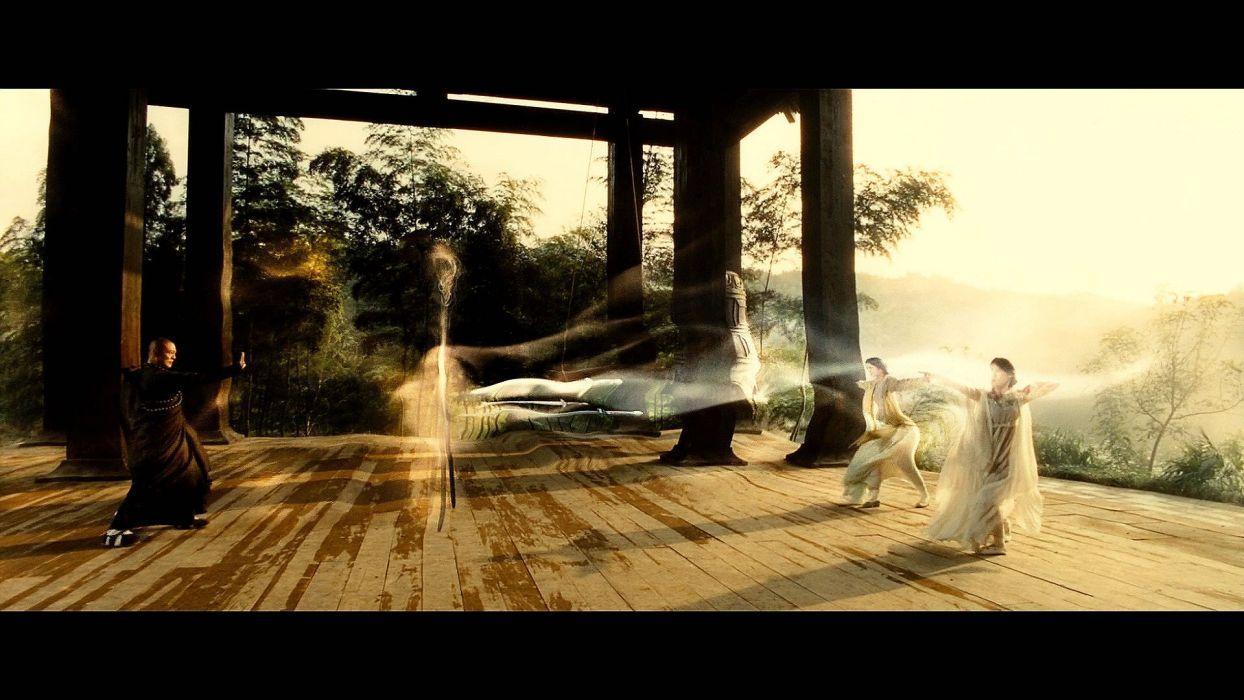 Sorcerer-and-the-White-Snake action fantasy martial sorcerer white snake (49) wallpaper