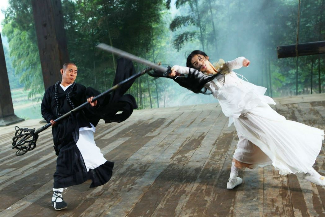 Sorcerer-and-the-White-Snake action fantasy martial sorcerer white snake (55) wallpaper