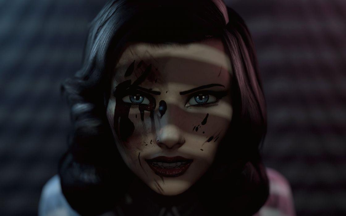 Elizabeth - Bioshock-Infinite: Burial-at-Sea wallpaper