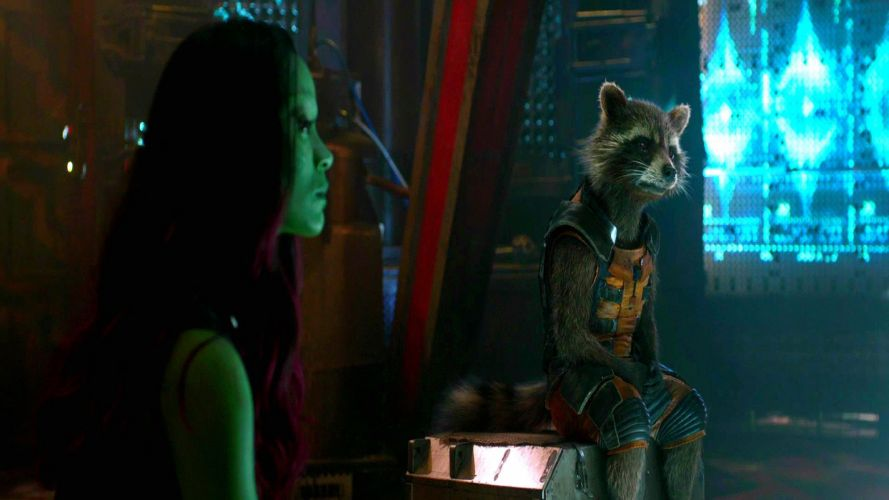 GUARDIANS OF THE GALAXY action adventure sci-fi marvel futuristic (14) wallpaper