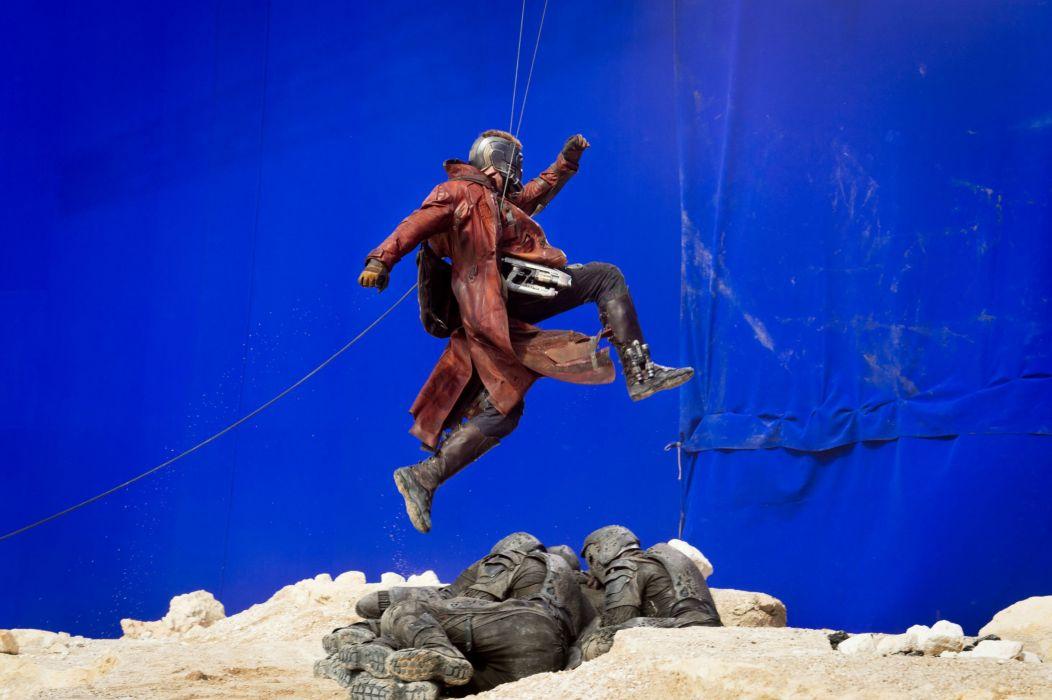 GUARDIANS OF THE GALAXY action adventure sci-fi marvel futuristic (31) wallpaper