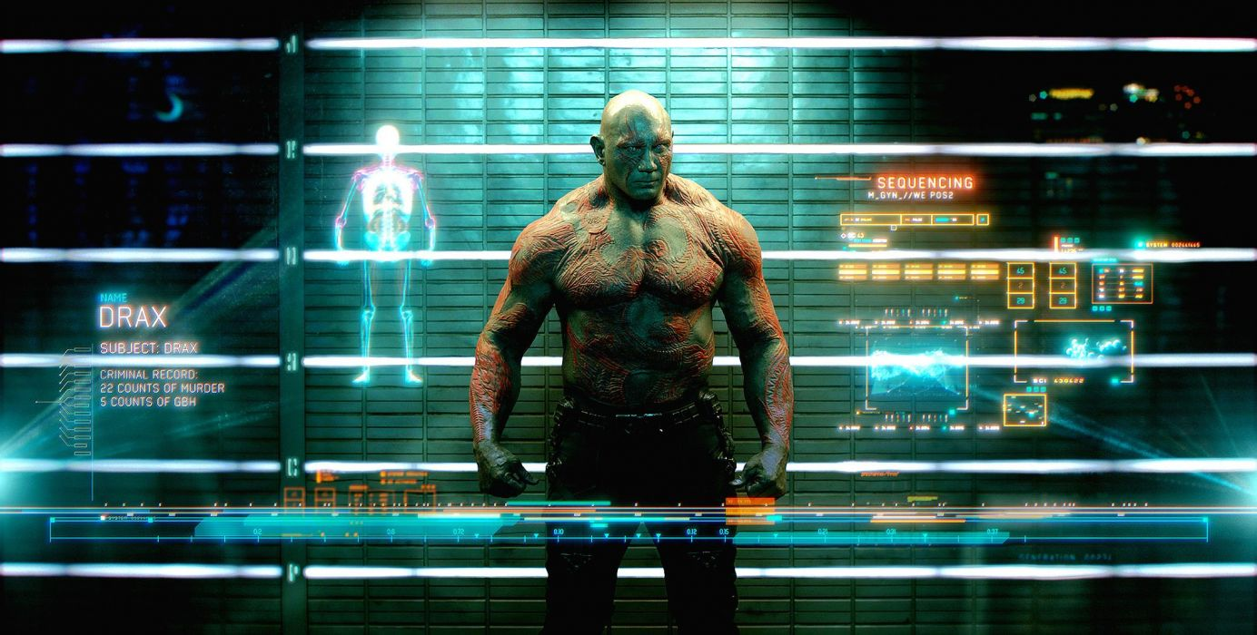 GUARDIANS OF THE GALAXY action adventure sci-fi marvel futuristic (56) wallpaper