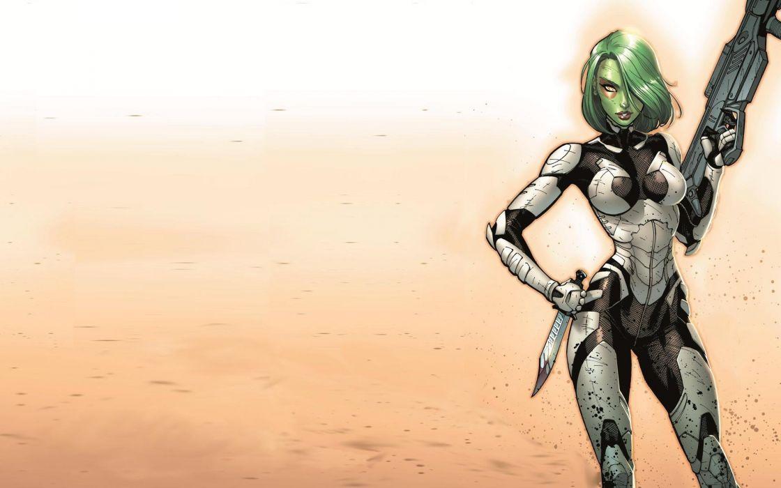 GUARDIANS OF THE GALAXY action adventure sci-fi marvel futuristic (60) wallpaper